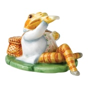 Beatrix Potter Peter Rabbit Mr Jeremy Fisher Classic Figurine