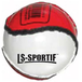 Hurling Club and County Sliotar Ball  Junior  Red/White - Image 2