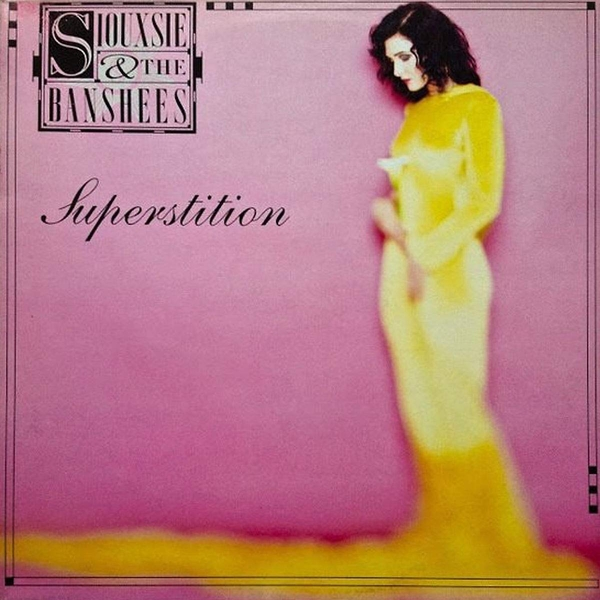 Siouxsie And The Banshees - Superstition Vinyl