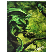 Small Forest Dragon Canvas Picture by Anne Stokes