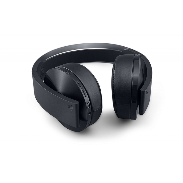 PS4 Official Sony PlayStation Platinum 7.1 3D Surround Sound Wireless Headset - Image 3