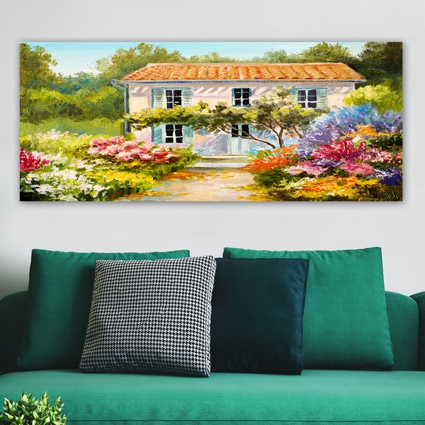 YTY535344856_50120 Multicolor Decorative Canvas Painting