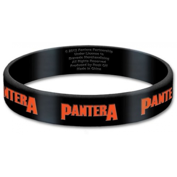 Pantera Gummy Band: Logo