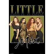 Little Mix - Khaki Maxi Poster