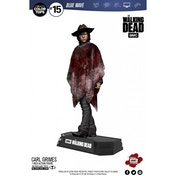 Carl Grimes (The Walking Dead) McFarlane 7 Inch Colour Tops Figure
