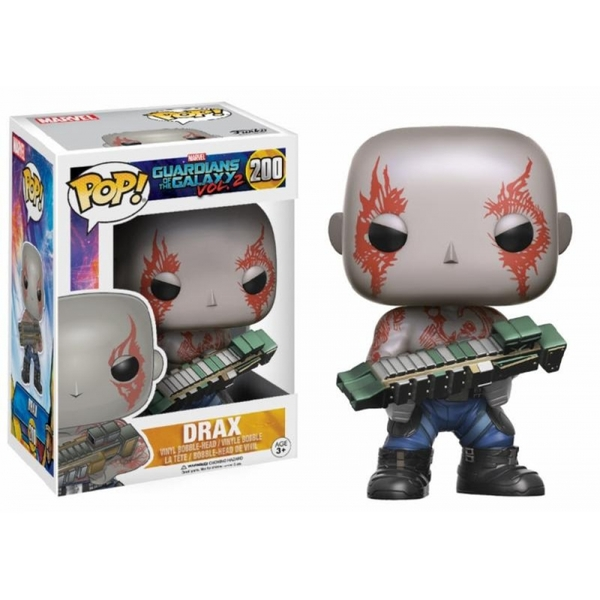 Drax (Guardians of the Galaxy 2) Funko Pop! Vinyl Figure