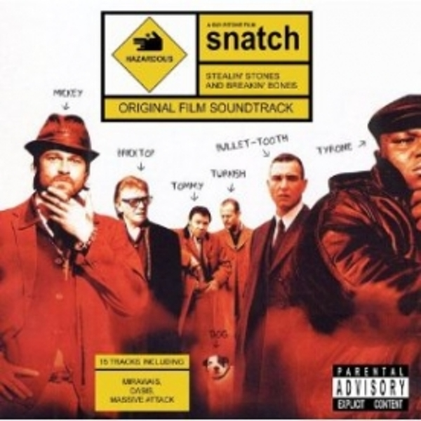 Original Soundtrack - Snatch - OST CD