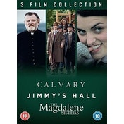 3 Film Collection: Calvary   Jimmy's Hall   The Magdalene Sisters DVD