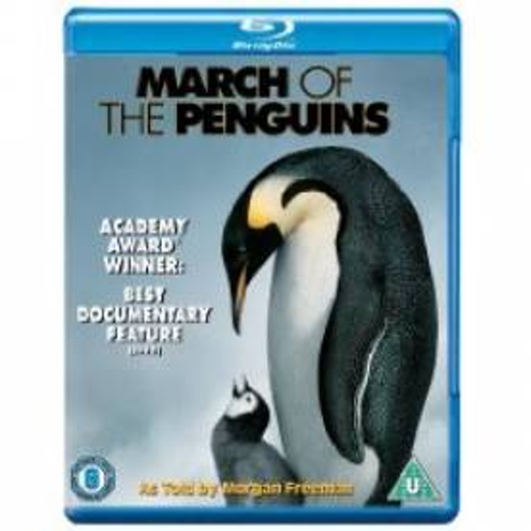 March of the Penguins Blu-Ray
