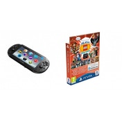Playstation PS Vita Slim WiFi Console with 6 Game Lego Mega Pack + 8GB Memory Card PS Vita