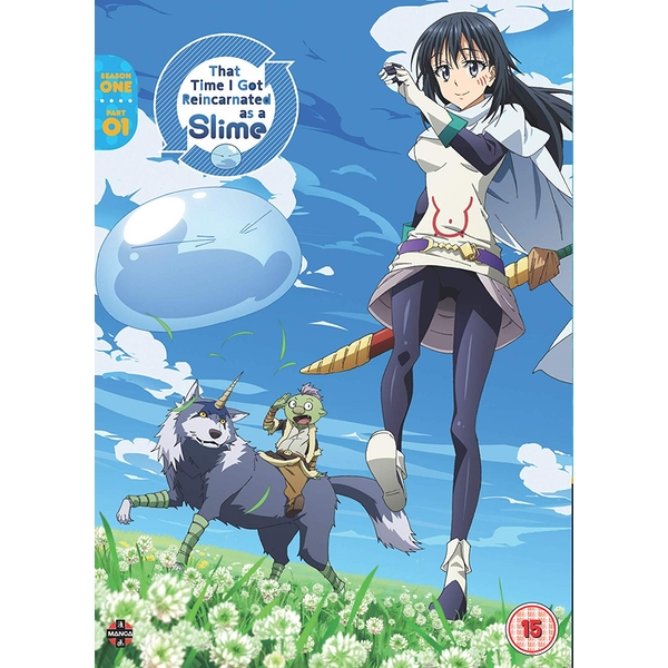 That Time I Got Reincarnated as a Slime: Season One Part One DVD