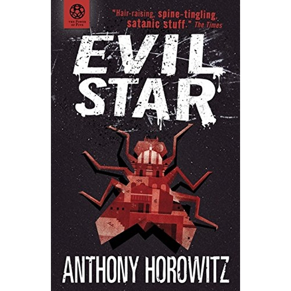 The Power of Five: Evil Star by Anthony Horowitz (Paperback, 2013)