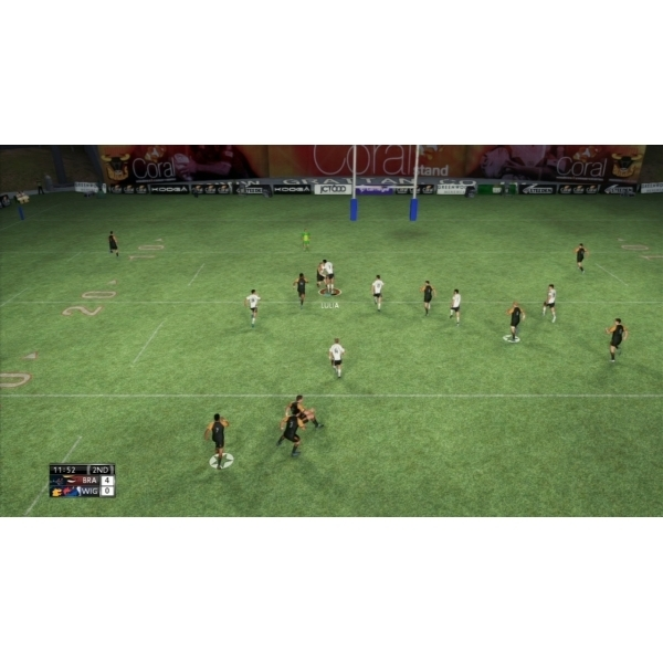 Rugby League Live 2 Game Of The Year (GOTY) Edition Game Xbox 360 - Image 4