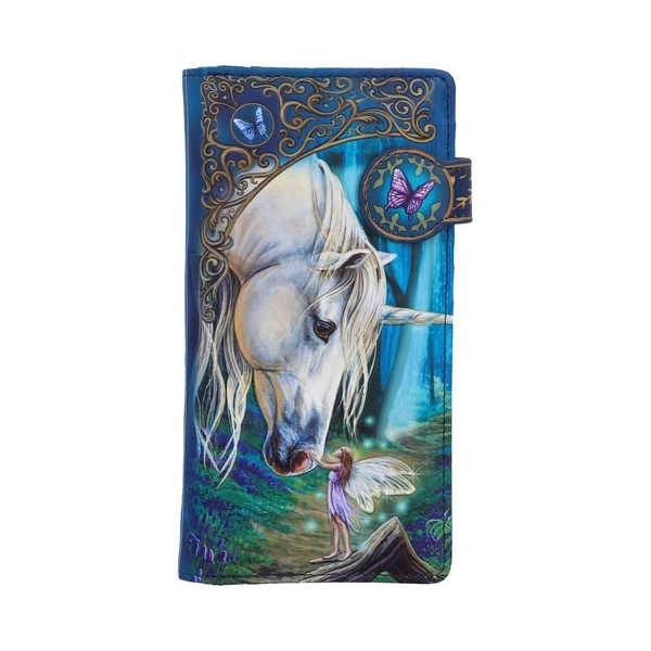 Fairy Whispers Lisa Parker Embossed Purse