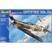 Supermarine SPITFIRE Mk.IIa 1:32 Revell Model Kit