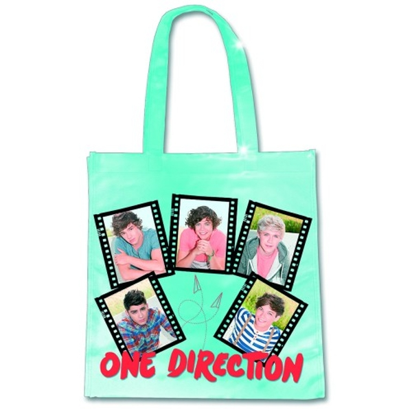 One Direction - Film Strips Eco Bag