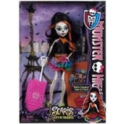 Monster High Scaris Deluxe Travel Dolls Wave 2 - Skelita Calaveras