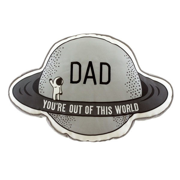 Sass & Belle Dad You're Out of This World Cushion
