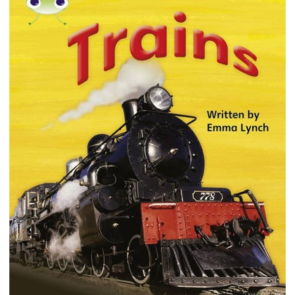 Phonics Bug Non-fiction Set 12 Trains by Emma Lynch (Paperback, 2010)