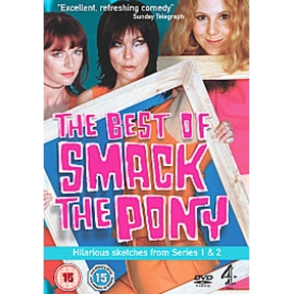 The Best Of Smack The Pony DVD