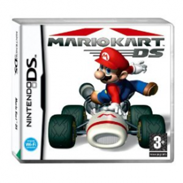 Mario Kart Game DS - Image 1