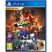 Sonic Forces Bonus Edition PS4 Game