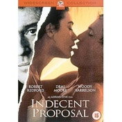 Indecent Proposal DVD