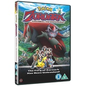 Pokemon Movie 13: Zoroark - Master of Illusions DVD