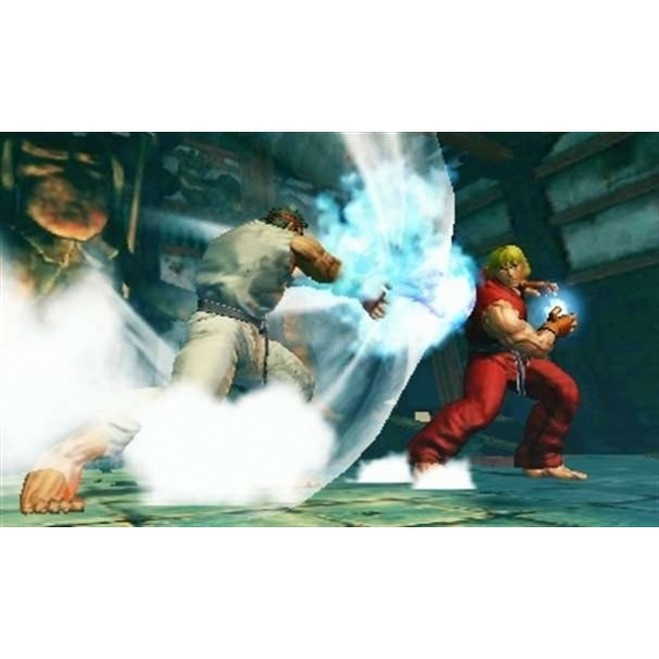 Super Street Fighter IV in 3D Game 3DS - Image 2