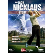 The Jack Nicklaus Story DVD