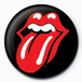 Rolling Stones - Lips Badge - Image 2