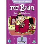 Mr Bean - The Animated Adventures: Number 6 DVD