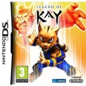 Legend of Kay Game DS