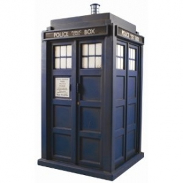 "Doctor Who Die Cast 6"" Tardis"