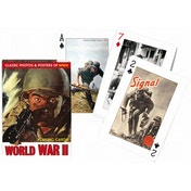 World War II Collectors Playing Cards