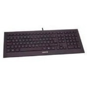 Cherry STRAIT JK-340 Corded USB Keyboard (Black)