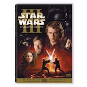 Star Wars Episode III : Revenge of the Sith (2 Disc Edition) DVD