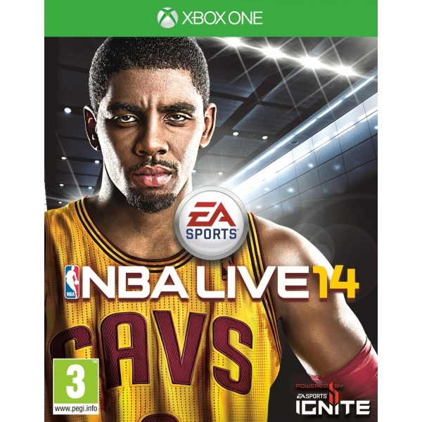 NBA Live 14 Game Xbox One