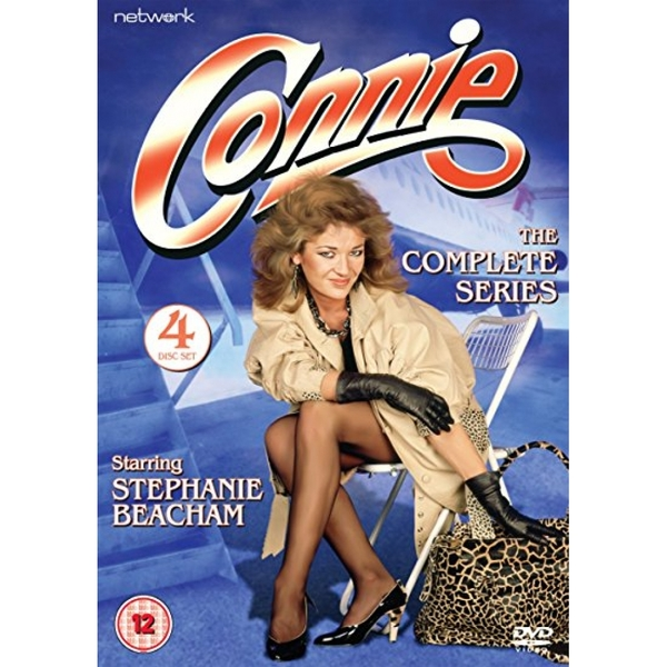Connie: The Complete Series DVD