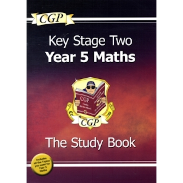 KS2 Maths Targeted Study Book - Year 5 by CGP Books (Paperback, 2008)