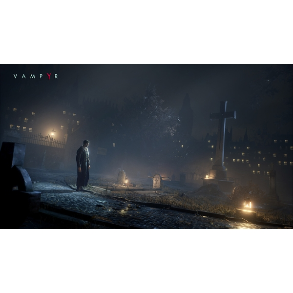 Vampyr PS4 Game - Image 3