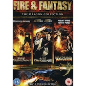 Fire & Fantasy: The Ultimate Dragon Collection DVD