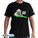 "Star Wars - Yoda"" Men's Large T-Shirt - Black - Image 2"