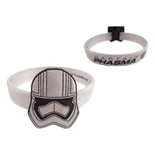 Star Wars The Force Awakens Phasma Jelly Wristband