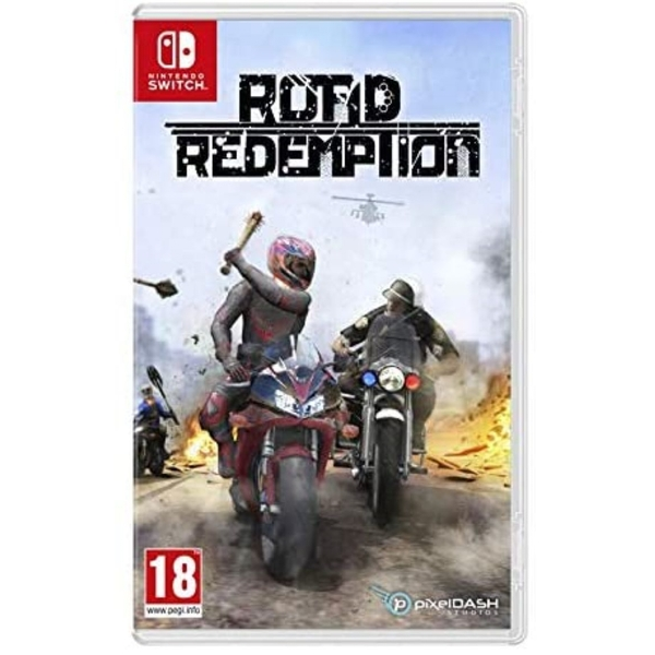 Road Redemption Nintendo Switch Game