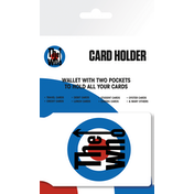 The Who  Logo Card Holder