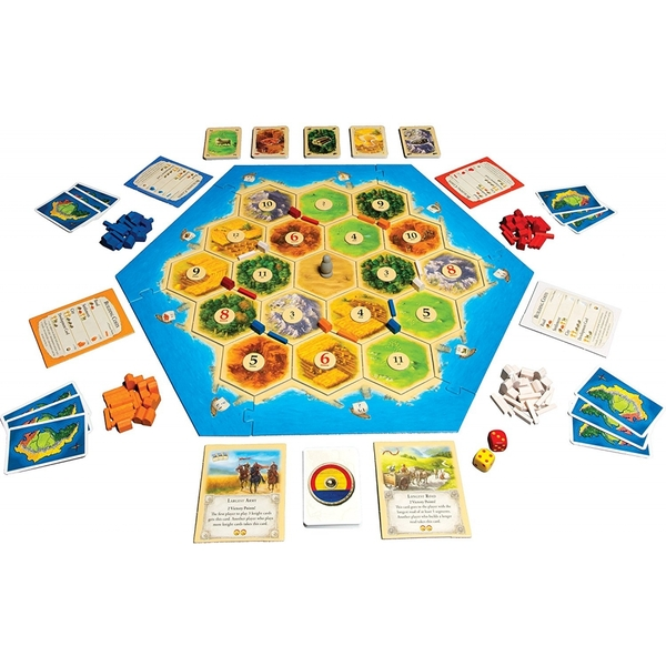 Catan (Settlers of Catan) 2015 Refresh - Image 3
