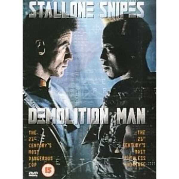 Demolition Man DVD