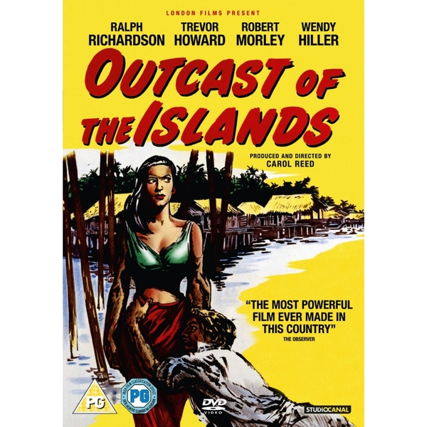 Outcast of the Islands DVD