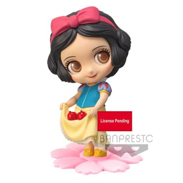 Snow White Version B Disney Q Posket Sweetiny Mini Figure